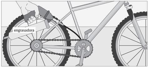lubricar cadena bicicleta wd40 maneras de arreglar bicis y mantenerlas en buen estado