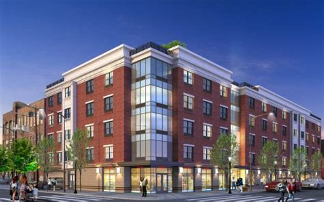Newark Housing Authority by Residential Mixed Use Comito Associates