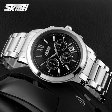 Jam Tangan Murah Jam Tangan Pria Skmei 9097 Crono Aktif Skmei skmei jam tangan analog pria 9097cs black jakartanotebook