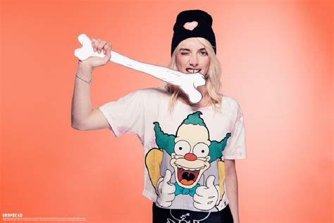 drop dead 6 drop dead clothing itchy scratchy collection the cool
