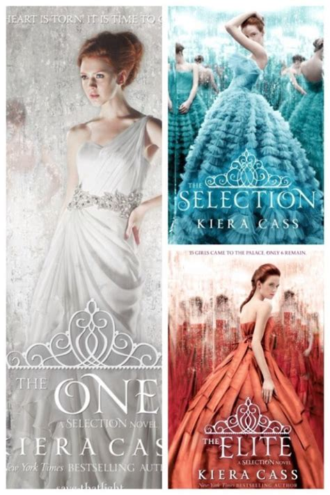 Novel Happily After Kiera Cass book of the month the selection the elite the one