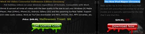 Winx Giveaway - halloween giveaways video converter dvd ripper video editor pdf to word daves