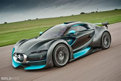 2010 Citroen Survolt Concept Supercar Supercars Fd