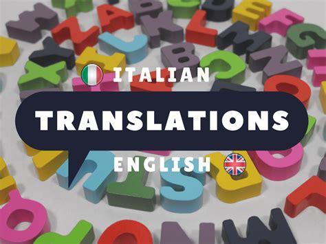 traduzione inglese italiano testi traduzioni italiano inglese languages2u