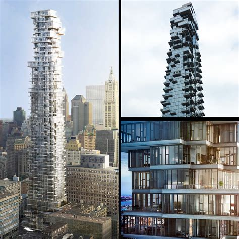 Trump Tower Apartments by New York S Super Slenders