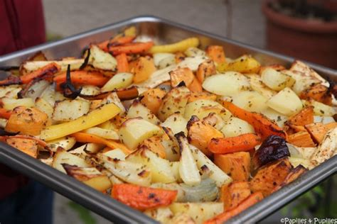 Legumes Grilles Au Four by L 233 Gumes D Automne R 244 Tis Au Four