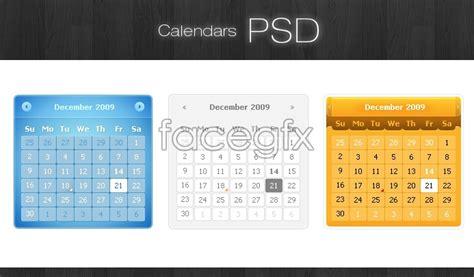 psd calendar template 30 free psd 2014 calendar templates