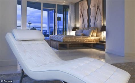 christian grey bedroom inside the real fifty shades penthouse as it sells for 6m