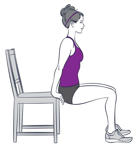 Chair Exercise by Seated Chair Exercises Prevention