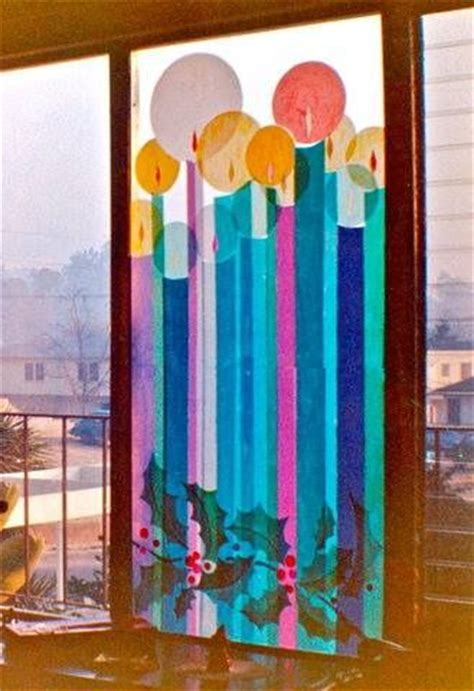 Fensterdeko Weihnachten Kerzen die besten 17 ideen zu transparentpapier auf