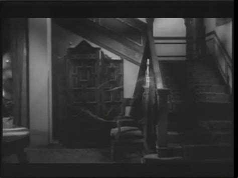 Haunted House Interior by Zoom In To Door Stock Footage 1849234