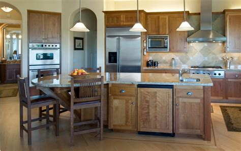 Beautiful Kitchen Island Designs Furniture Deluxe Custom Kitchen Island Designs Beautiful Center Island Dining Table Cabin Fever