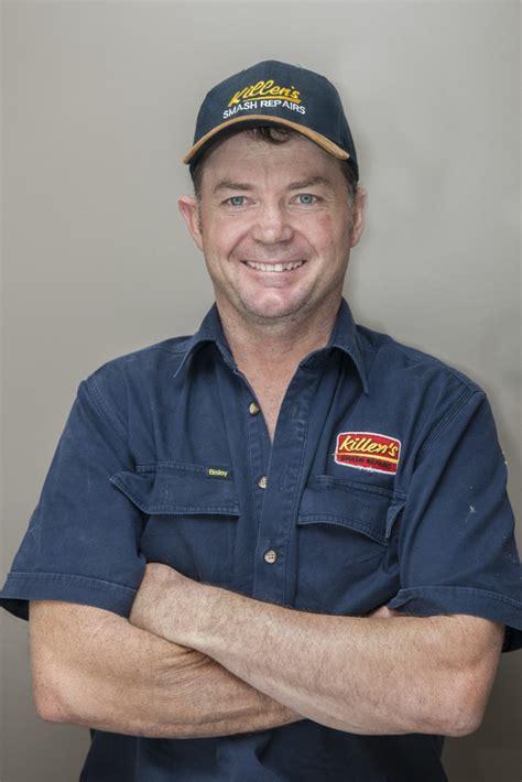spray painter apprenticeship sydney meet our team killens smash repairs