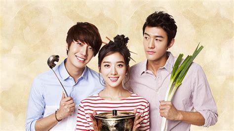Because This Is My Dvd Drama Korea flower boy ramyun shop 꽃미남 라면가게 episodes