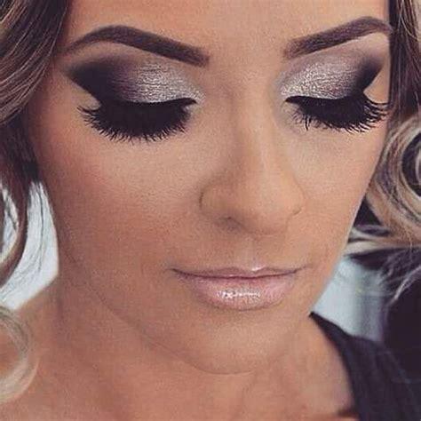 black prom dress makeup best 25 silver eye makeup ideas on pinterest silver