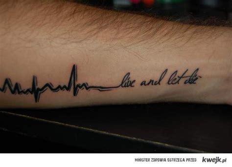 ekg tattoo meaning best 25 ekg ideas on heartbeat tattoos