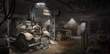 the garage by alexjjessup on deviantart