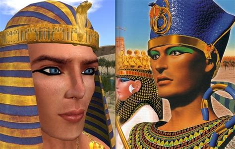 information on egyptain hairstlyes for men and women ancient egyptian men used eye makeup for many reasons