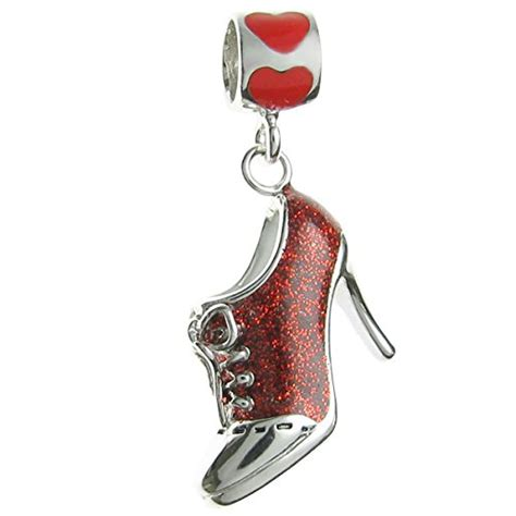 pandora high heel charm high heel shoe pandora charms pandora charms and