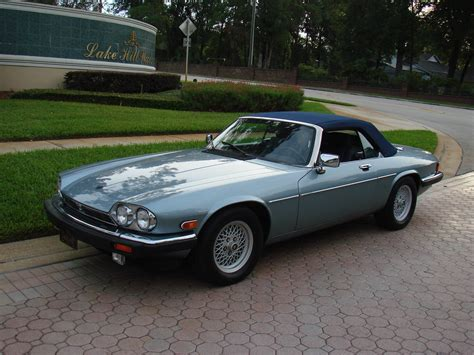 1990 Jaguar Xjs Convertible Sold Vantage Sports Cars