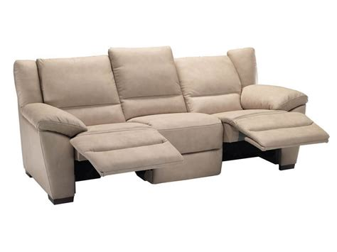 Leather Sofas With Recliners by A319 Natuzzi Editions Leather Reclining Sofa Leather