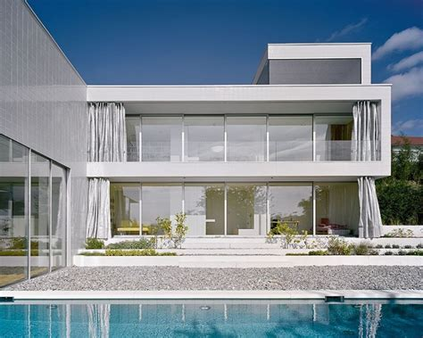 Architecture House Styles | paradise in germany a modern minimalist dream house