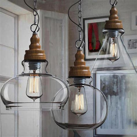 industrial pendant lighting for kitchen creative loft style vintage industrial pendant lights