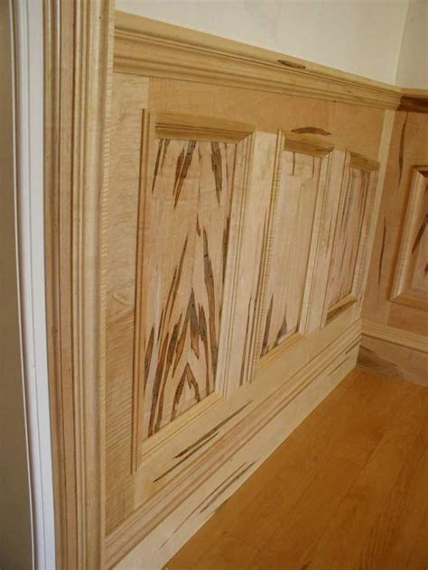 Real Wood Wainscoting Wood Wainscot Wall Paneling Ideas