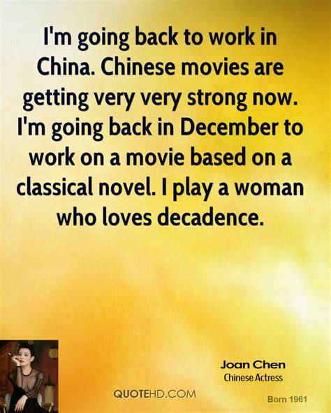 chinese film quotes quotes going work quotes
