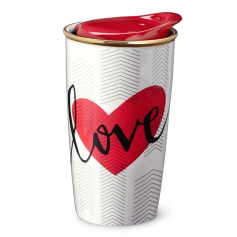 valentines day cups s day wall traveler mug 10 fl oz