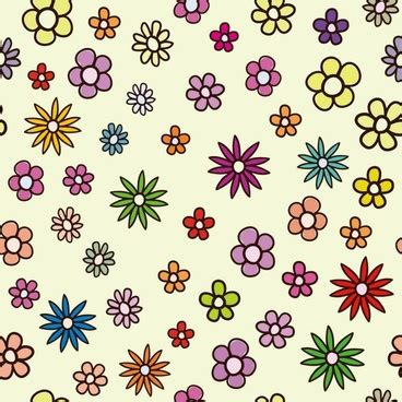 flower pattern cdr vector floral pattern free vector download 22 809 free