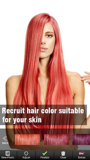 hair color studio 5 apps that can make look stunning