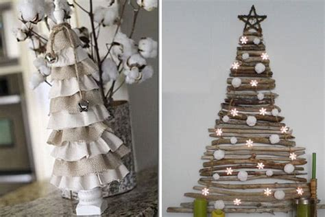 40 ideas for a non traditional christmas tree brit co