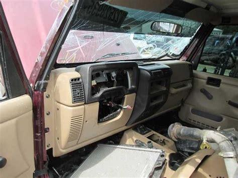 how cars run 1995 jeep wrangler interior lighting used 2002 jeep wrangler interior dash panel lhd part 222696 5322
