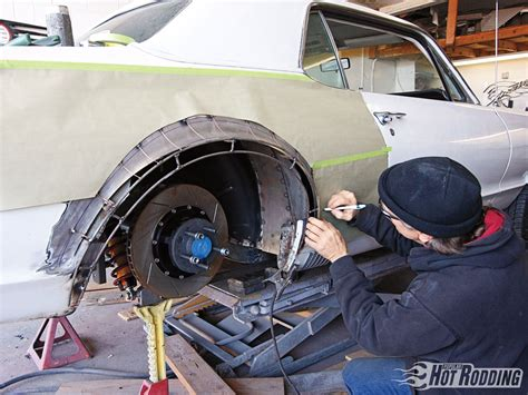 how to put on a fender in a 2010 aston martin vantage project max effort custom fender flares hot rod network
