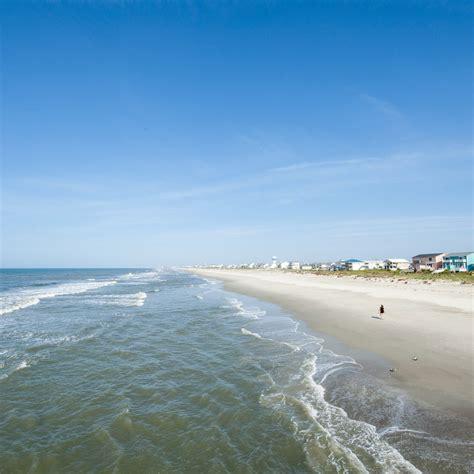 Search In Carolina The Best Beaches In Carolina Coastal Living