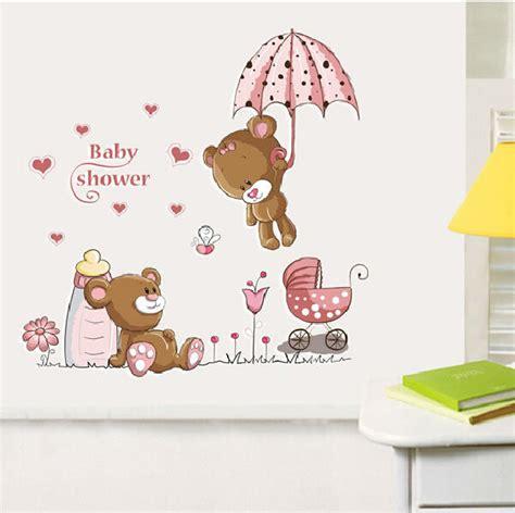Allposters Wandtattoo Kinderzimmer by купить обои для детской с медвежатами в Oboi Store Ru москва