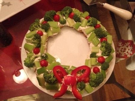 christmas wreath appetizers tag archive for quot edible wreath quot the domestic