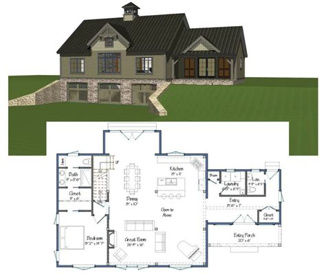 pictures of floor plans to houses new yankee barn homes floor plans