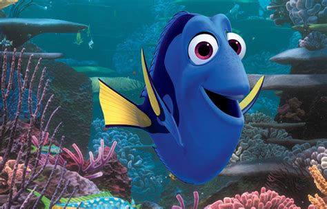 Fishy Friends And Family Disney Pixar Finding Dory adorable pixar sequel finding dory swims into our hearts