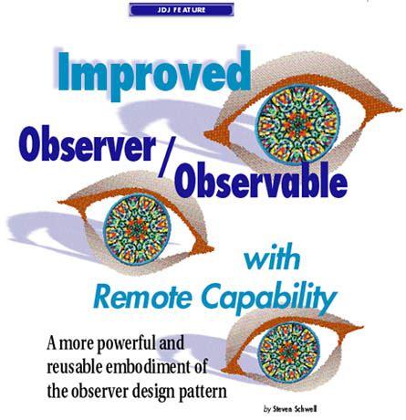 patterns in java volume 2 improved observer observable