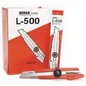 Cutter Kenko L 500 By Sasongoyudan datascrip order