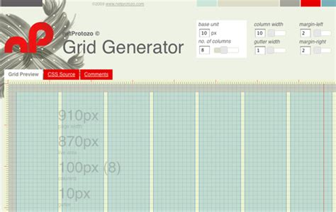 layout grid generator 13 excellent tools and systems for css grid based layouts