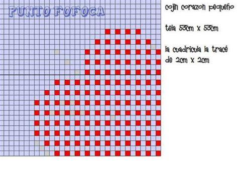 patrones y esquemas de punto capitone capitone graficos imagui