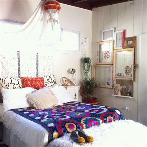 bohemian inspired bedroom bohemian bedroom inspiration pictures popsugar home