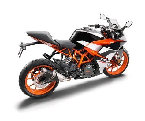 ktm rc 200 price in india 2017 ktm rc 200 and rc 390 launched in india bikes