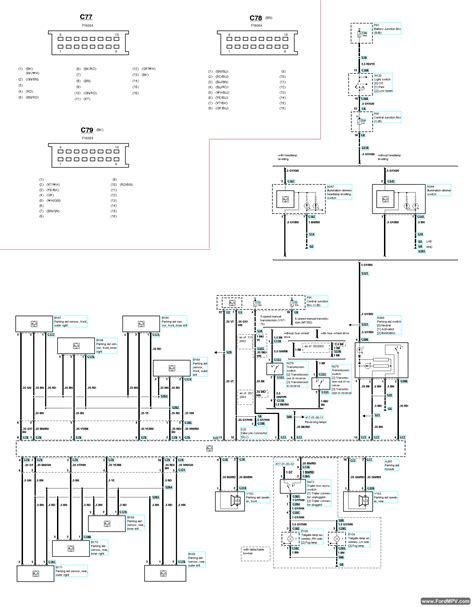 ford galaxy mk3 wiring diagram with focus mk2 to wiring
