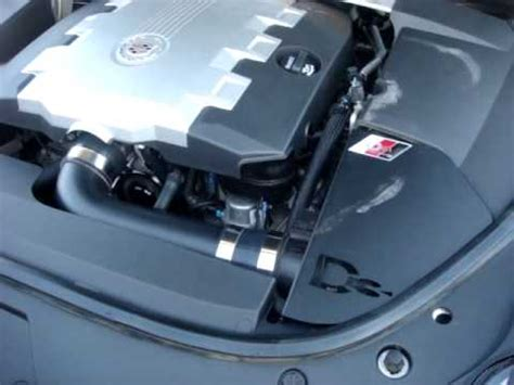 small engine repair training 2005 cadillac cts spare parts catalogs d3 air intake cts 3 6 youtube