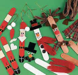 sweet home design and space christmas crafts for children