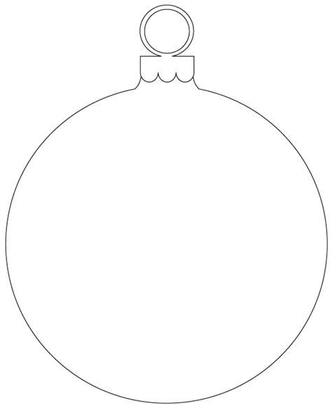 Bola Arbol Navidad El Bagul Dels Jocs En Castellano Blank Ornament Coloring Page